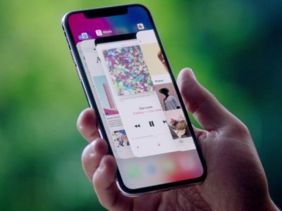 A new app turns any Android smartphone into an iPhone X